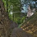 Z hradu Litice
