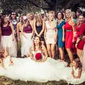 Nevěsta a mnoho dam