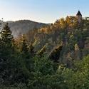Pernštejn - aneb tajemný hrad v Karpatech