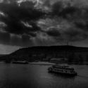Loď na Vltavě