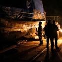 V nočním přístavu