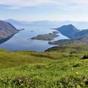 uvnitr fjordu