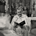 Rokycanský kostel - křest