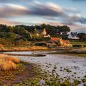 La Cote de Granit Rose, pobřeží růžové žuly :-)