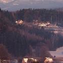 Pohled do údolí....