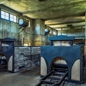 Terezín koncentrační tábor krematorium