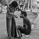 Pouliční řemesla 2. /Černobílá Srí Lanka/