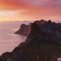 Senja - Barden - Norsko