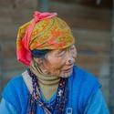 Žena z kmene Apatani
