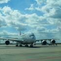 A380 v Praze