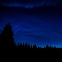 modro modrá modř
