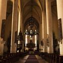 Kostel v Chebu