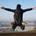 I lidé umí létat