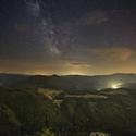 * Noc v Strážovských horách *