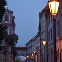 Ospalá ulice