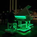 Vánoční klavírista