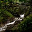 Divoká příroda kolem Satinských vodopádů