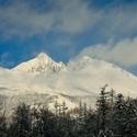 Pohľad z Tatranskej Lomnice
