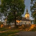Kostel sv.Petra a Pavla  Opava-Jaktař