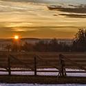 Večerní horizont