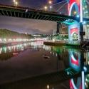 Noční Bilbao