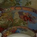 Nástropní fresky konventu v Plasích