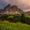 Léto v Dolomitech