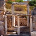 Antické vstupy (starověký Efes - Turecko)