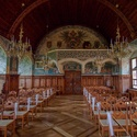 Slavnostní sál na hradě Bouzov (2)