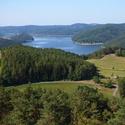 Vodní nádrž Orlické přehrady