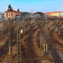 Momentka z Prahy - Hlavní nádraží