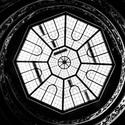 Okno nad Vatikánskými schody