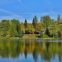 Rybník Petr v osadě Peklo - Raspenava