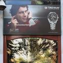 Momentka z Prahy - Ayrton Senna