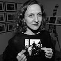 Berlínská fotografka Talitha Kay-Brauer, čb-foto