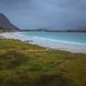 Pláž v Lofotech