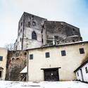 Zimní hrad Buchlov