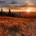 Nad Tatrami svítá