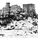 Spišský hrad pocukrovaný snehom ...
