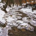 ledový potok