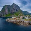 Malebná rybářská vesnička
