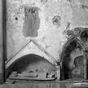 Ruiny cisterciáckého kláštera  Corcomroe Abbey