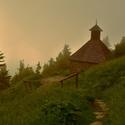 Tichý podvečer na Vřesové studánce