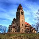 Kostel svatého Jana Nepomuckého (Štěchovice)