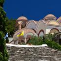 Thassos - klášter Archangela Michaela