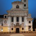 Kostolík s najkrajšiou fasádou v Prešove