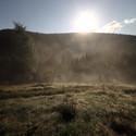 Letní ráno v Beskydech