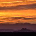 Andělská Hora v ranní lázni