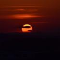 Zapadající slunce