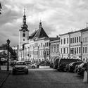Svitavy - náměstí Míru
